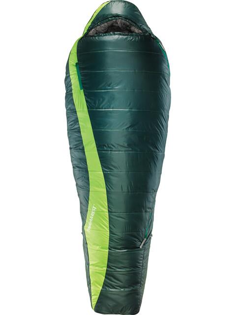 Therm-a-Rest Centari Sleeping Bag Regular green nebula